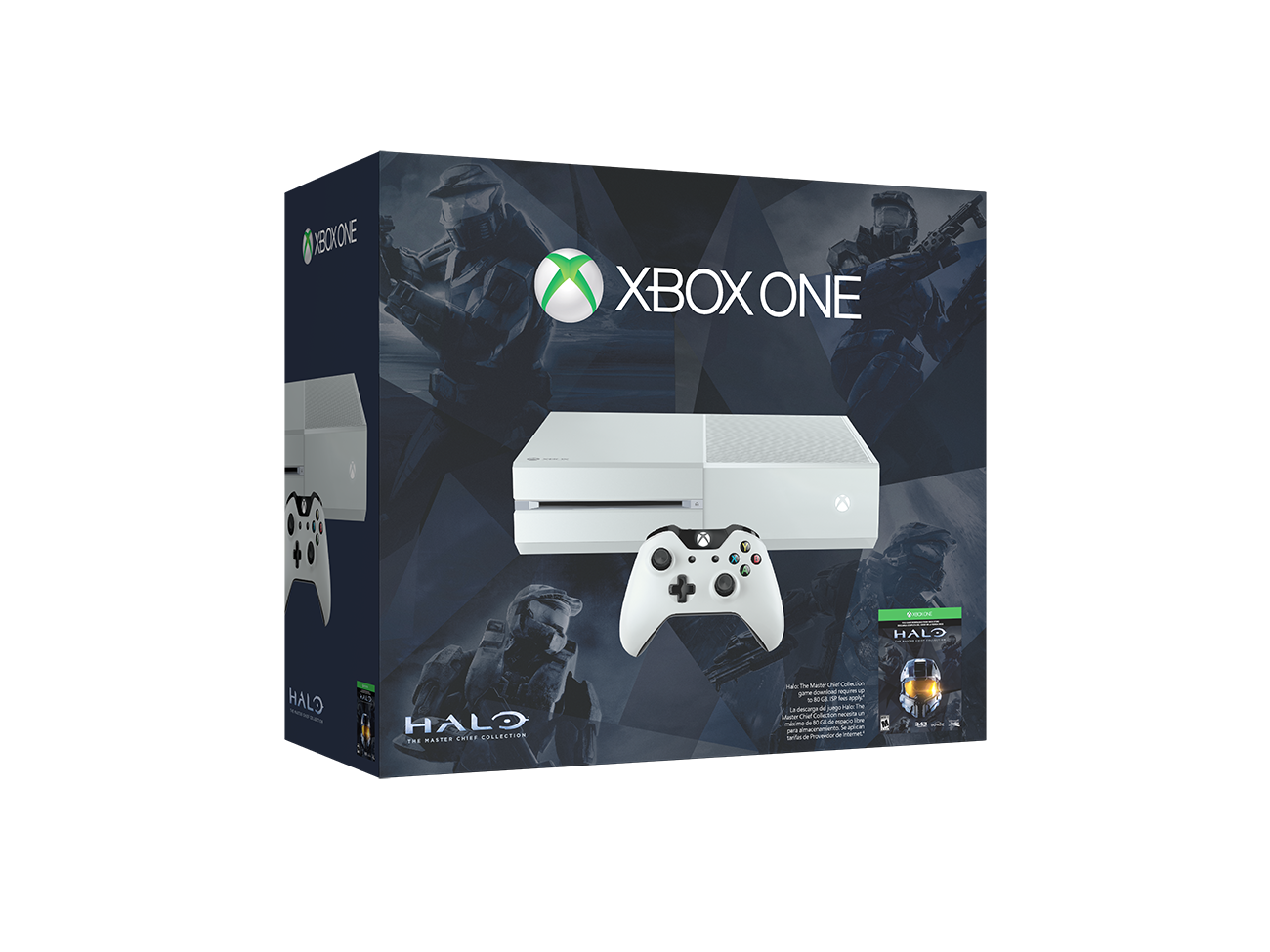 Xbox One Halo Special Edition Console The Xbox One Special Edition